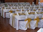 a2e02738654f Zabezpečenie slávnostnej výzdoby svadobnej sály